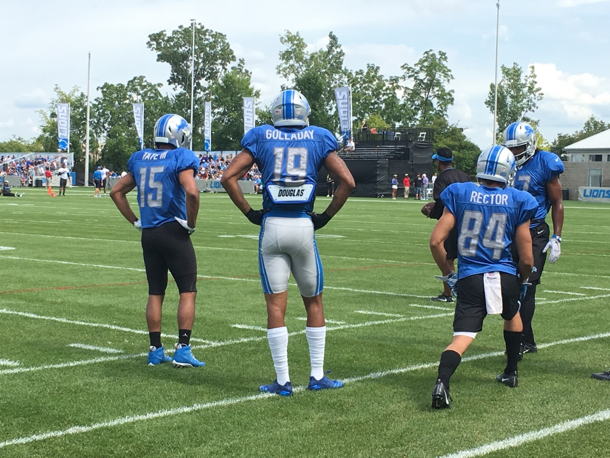 Five positions to watch as Lions take on Colts in Sunday's preseason opener