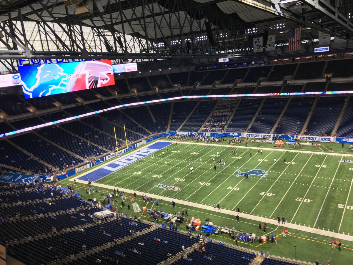 Detroit Lions inactives vs. Falcons include Swanson, Dahl; Ansah active