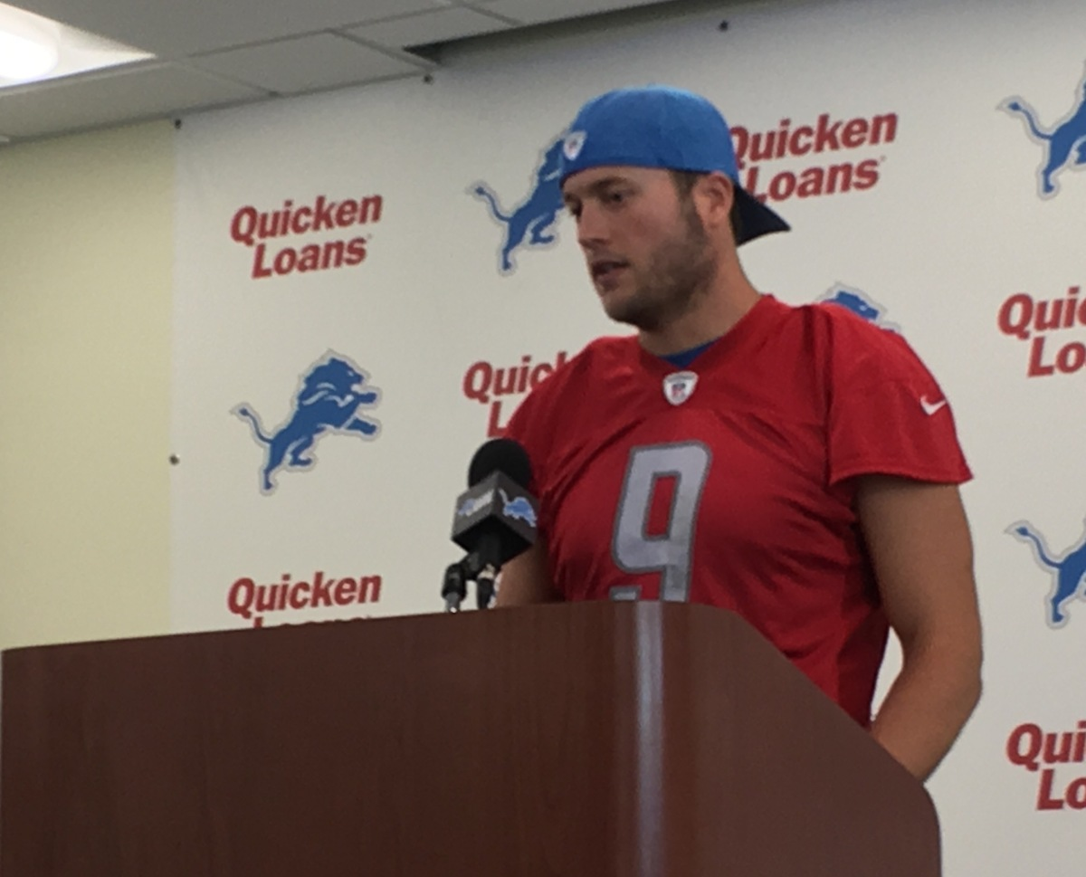 Five things to know about Detroit Lions Matthew Stafford as he prepares for Arizona Cardinals