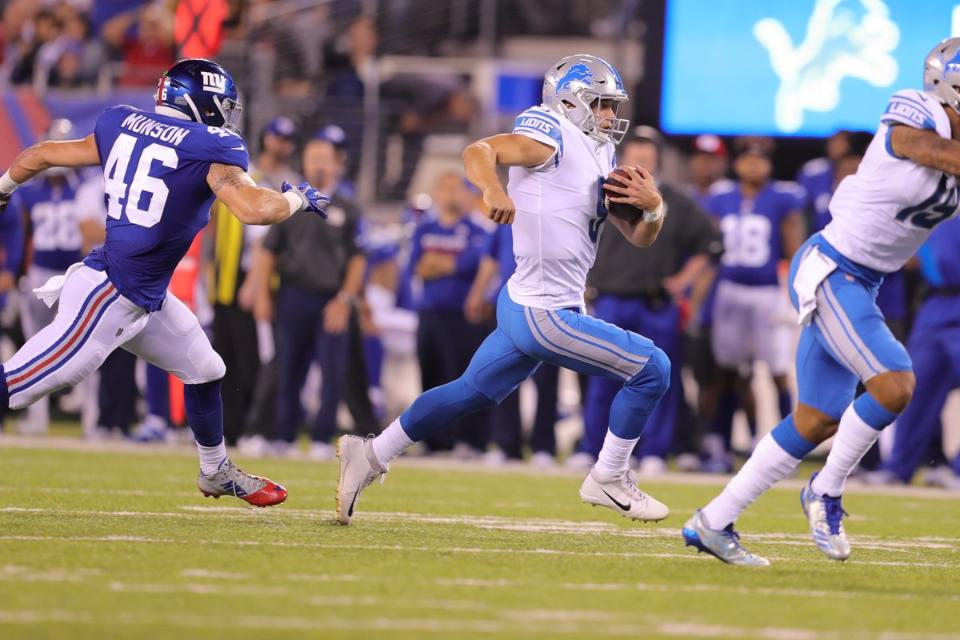 Five reasons the Detroit Lions beat the N.Y. Giants on the road