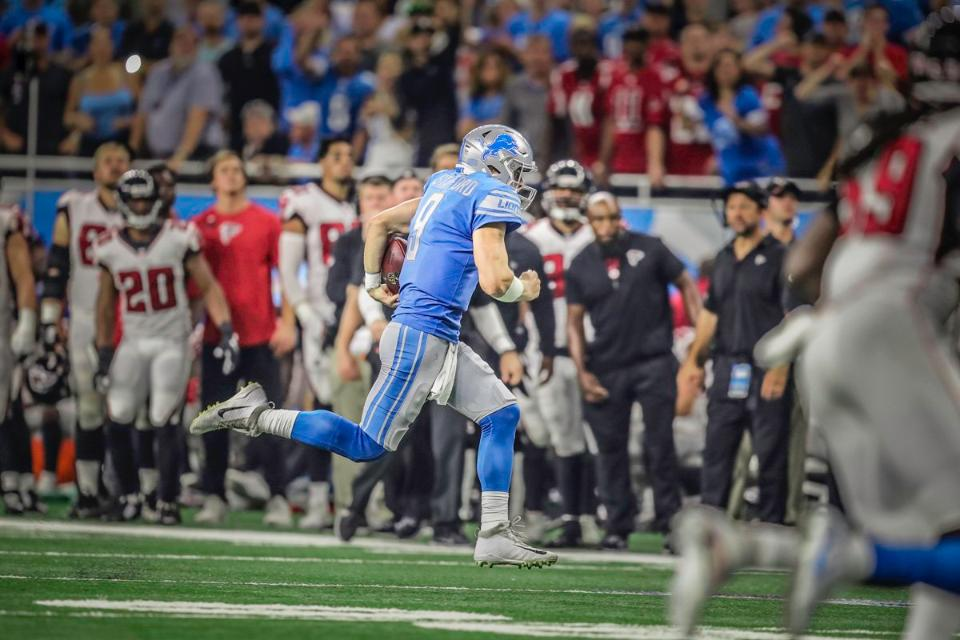 Five Detroit Lions to watch vs. the Vikings