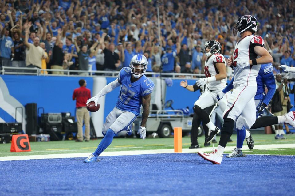 Five standouts in Detroit Lions' loss to the Atlanta Falcons