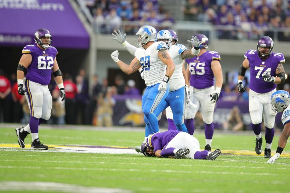 Turns out, Detroit Lions defensive line a strength not a weakness