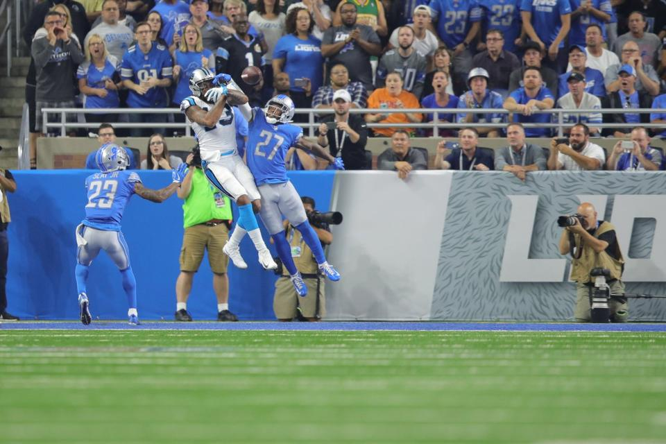 Five reasons the Detroit Lions lost to the Carolina Panthers