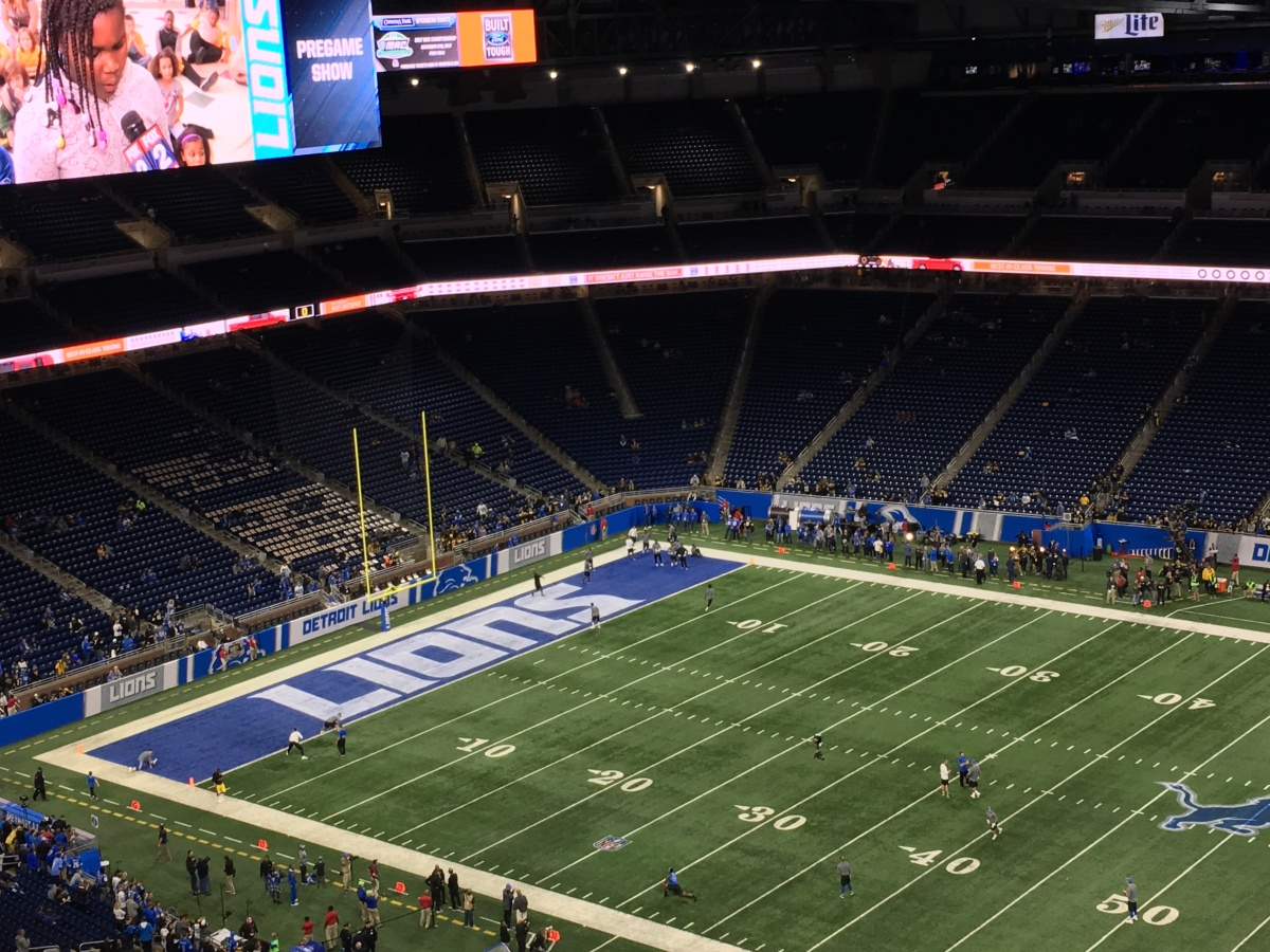 Golden Tate active for Lions vs Steelers; Billingsley up, while Zenner, Tabor out