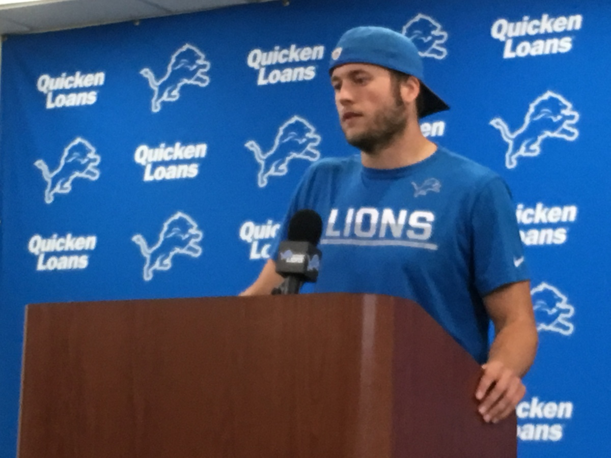 Detroit Lions must do more to protect Matthew Stafford against the Saints