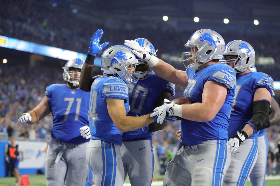 Five things to watch as Detroit Lions visit New Orleans Saints