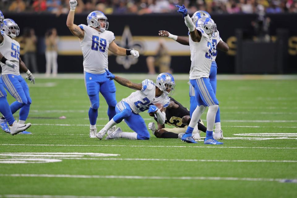 Five reasons the Detroit Lions lost to the New Orleans Saints in a weird game