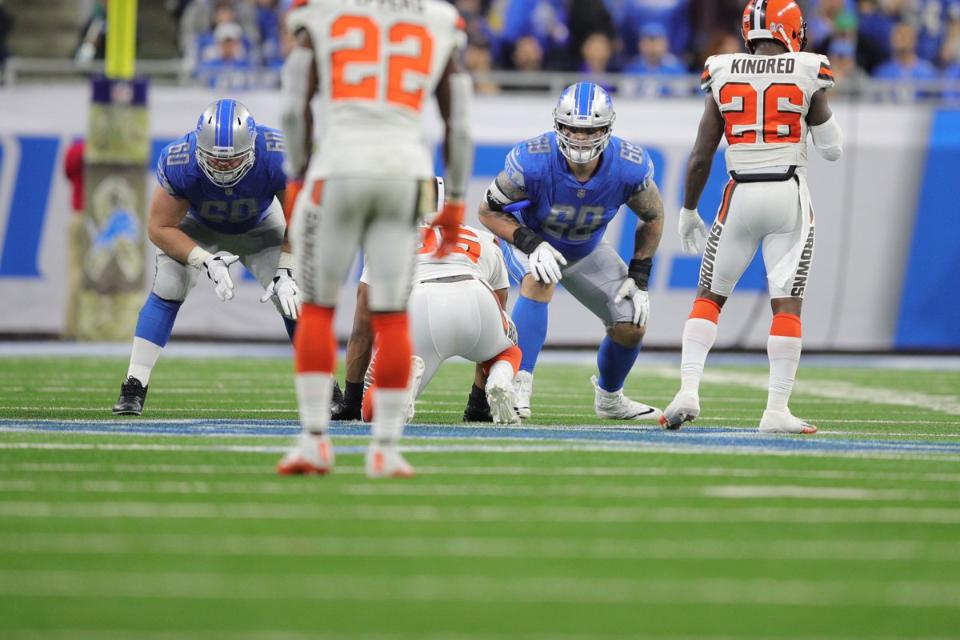 Five things to know about Lions LT Taylor Decker and his return toaction