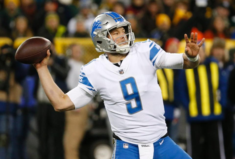Five things to watch when Detroit Lions face the lowly Browns