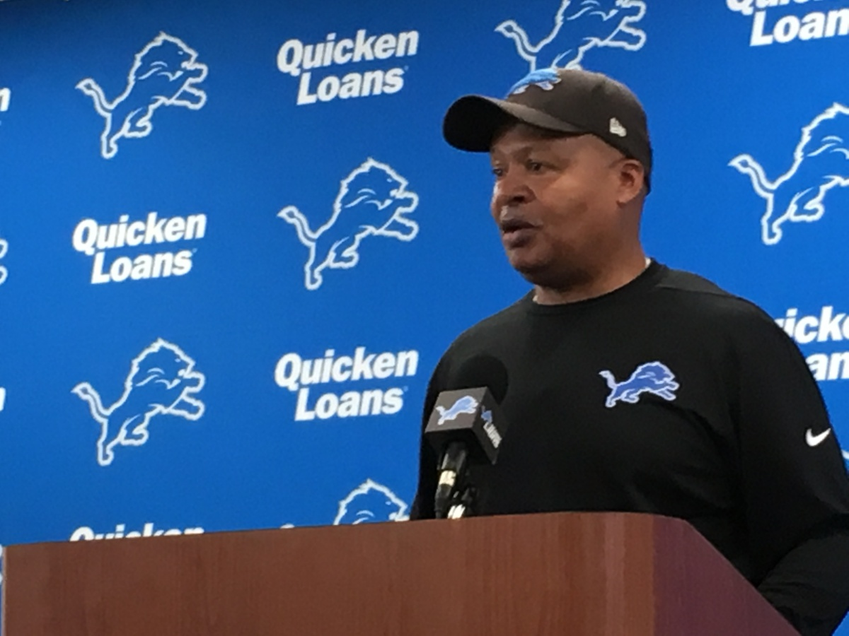 Lions Jim Caldwell definitive that race not an issue in how he istreated