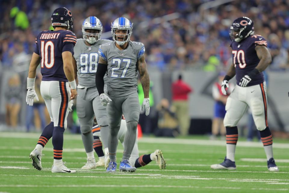 After Pro Bowl snub, Lions Glover Quin offers a solution for selection process
