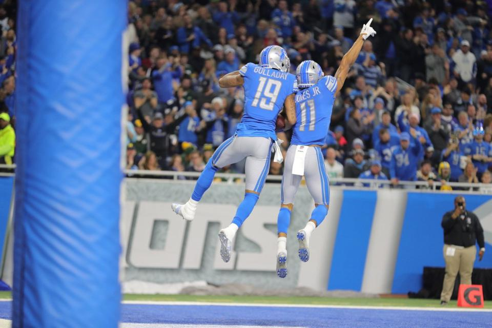 Five reasons the Lions beat the Packers to wrap up the regular season