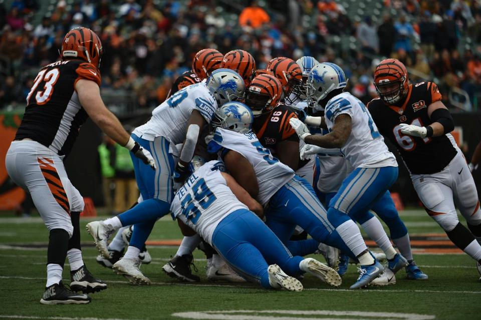 Five reasons the Lions lost to theBengals