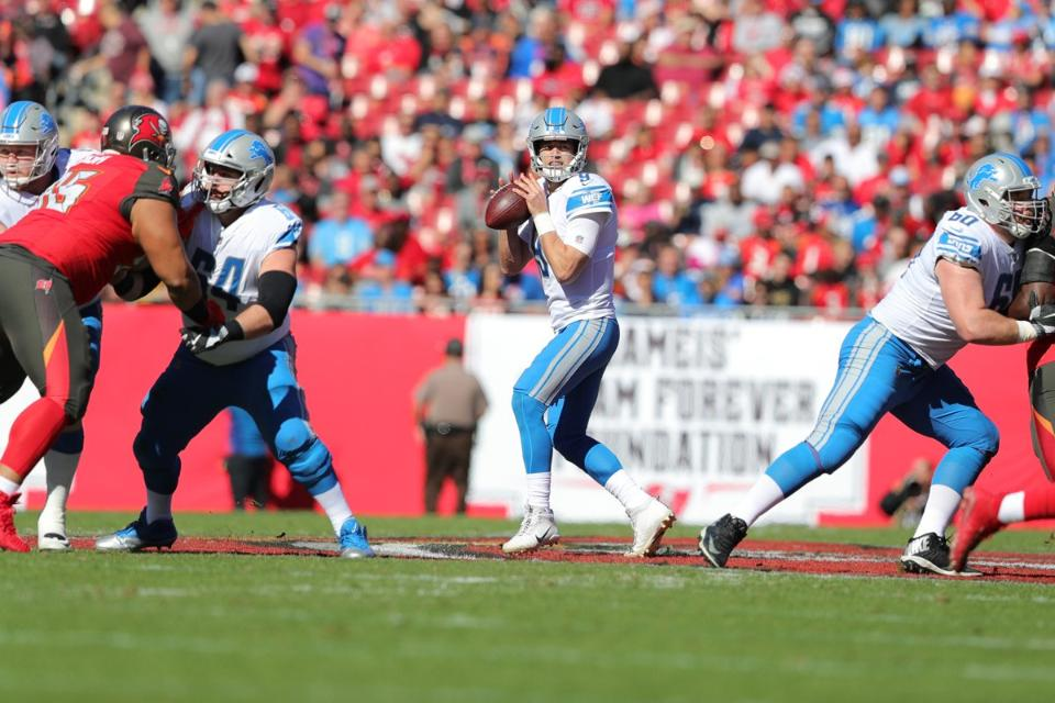 No excuses despite several injuries on Lions offensive line allseason