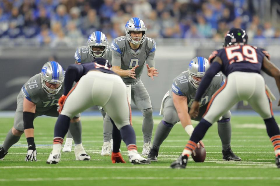Five thoughts from Lions Matthew Stafford after win over the Bears