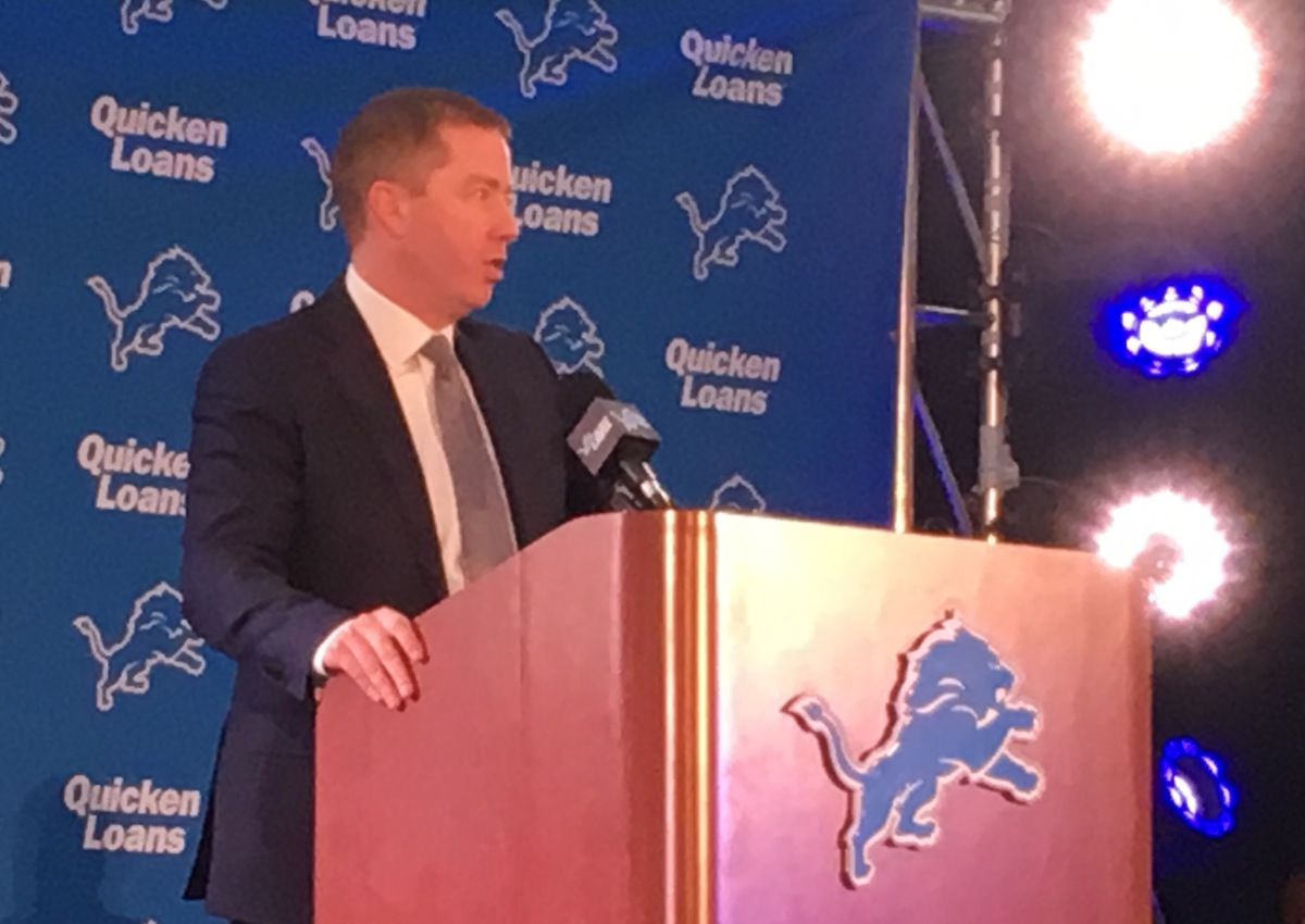 Lions sign QM Bob Quinn to extension: Five reasons it's a good move