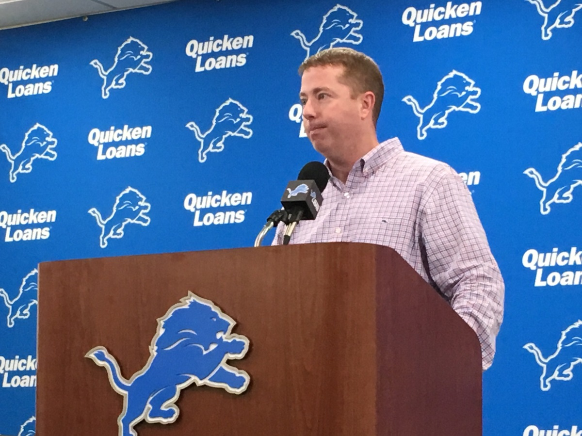 Lions Bob Quinn explains Day 3 picks and how they will fitin