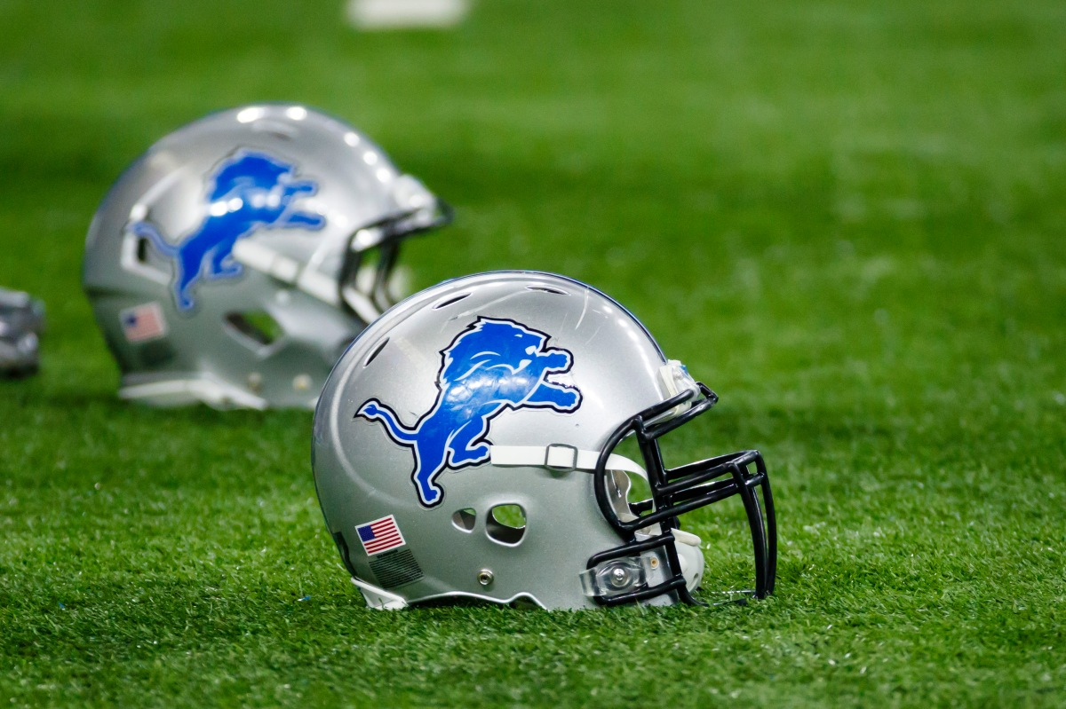 Detroit Lions' 2018 schedule released
