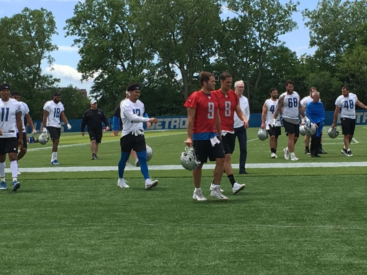Detroit Lions training camp: Five position battles towatch
