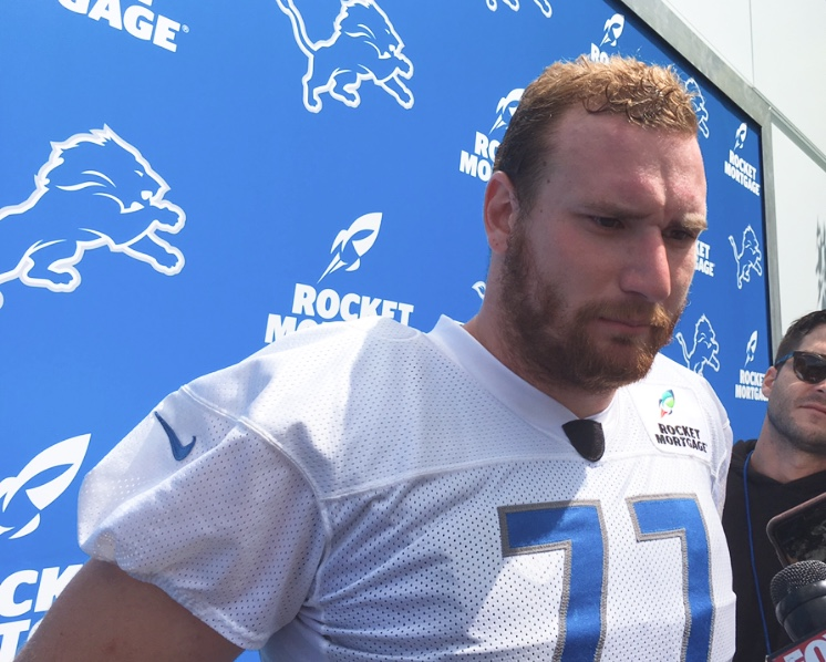 Five reasons the Detroit Lions offensive line will improve thisseason