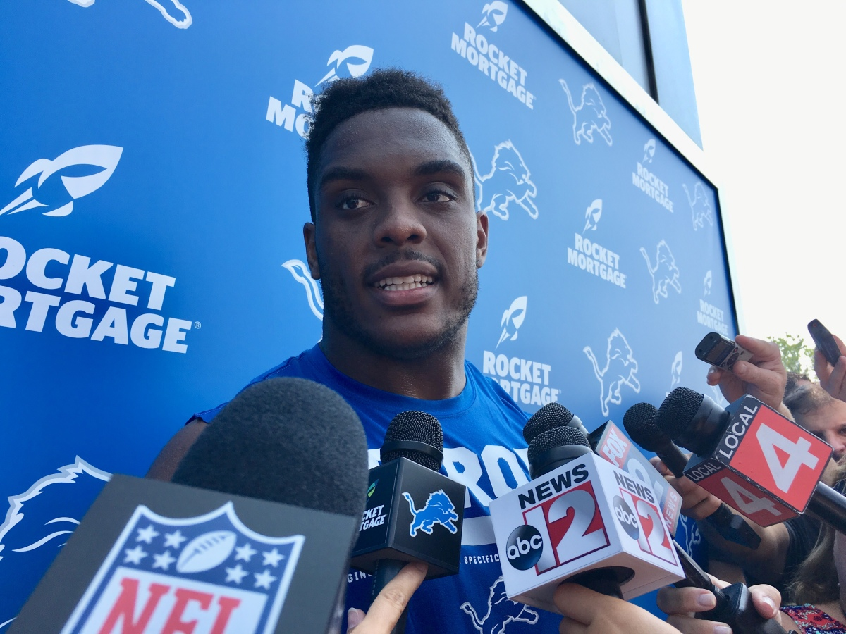 Detroit Lions camp: Ex-Giant Devon Kennard faces former team