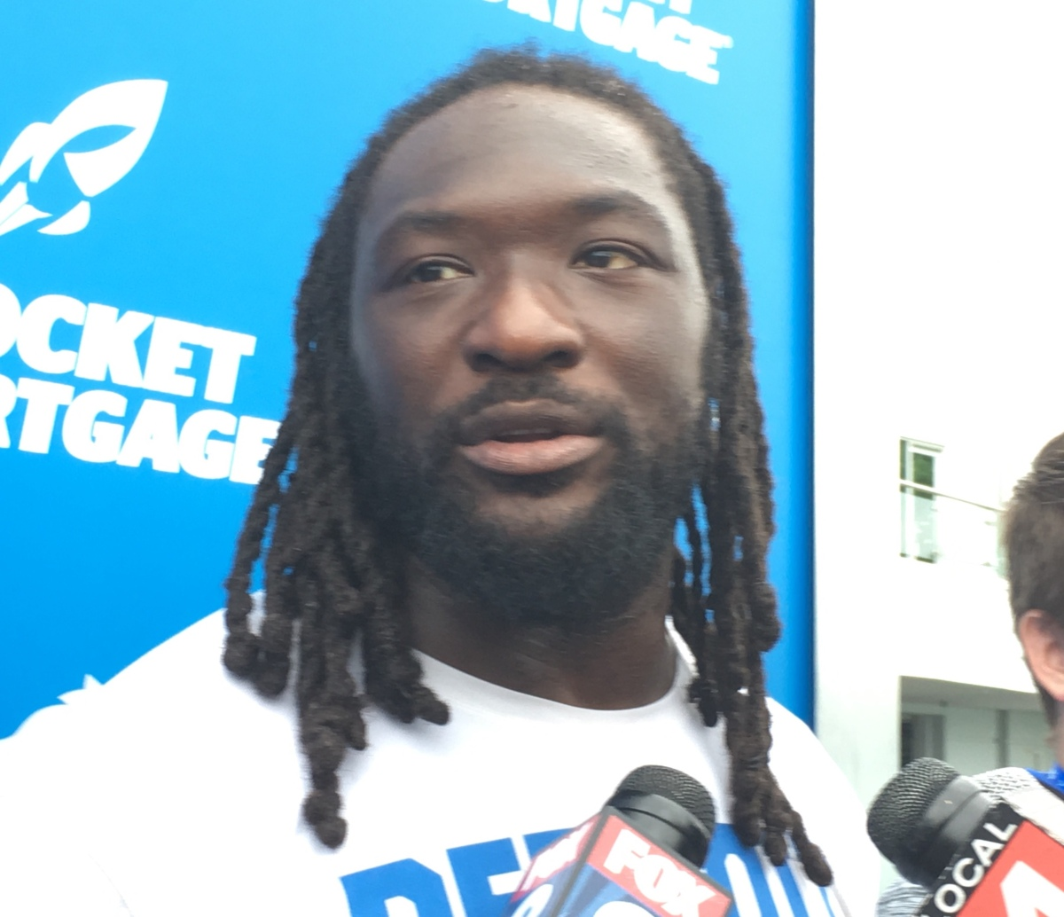 Lions training camp: Five thoughts from veteran RB LeGarrette Blount