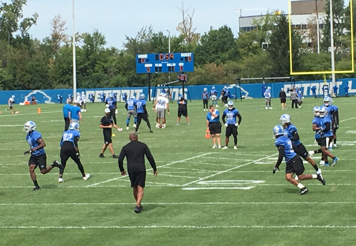 Five things to watch as Detroit Lions  open against the N.Y.Jets