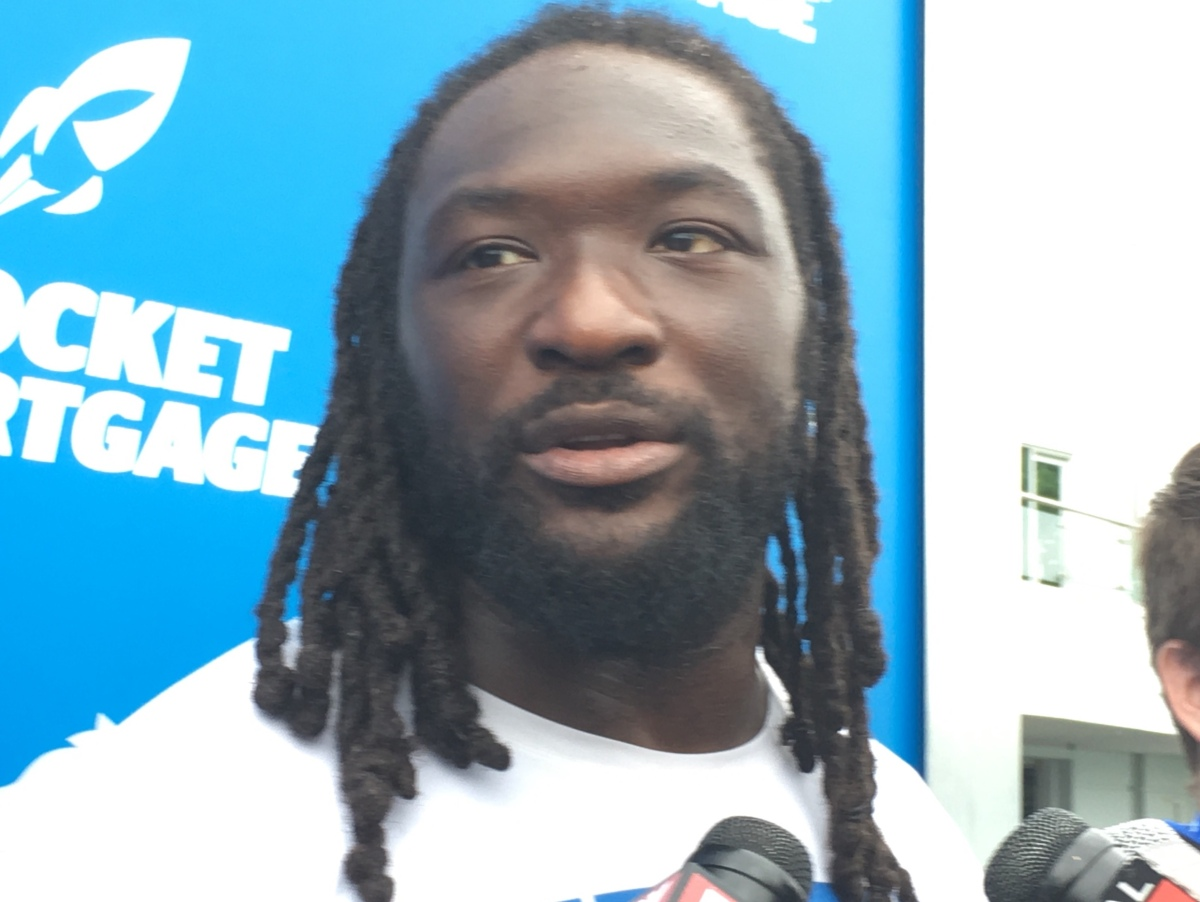 Detroit Lions: Five things to know about LeGarrette Blount on eve of opener