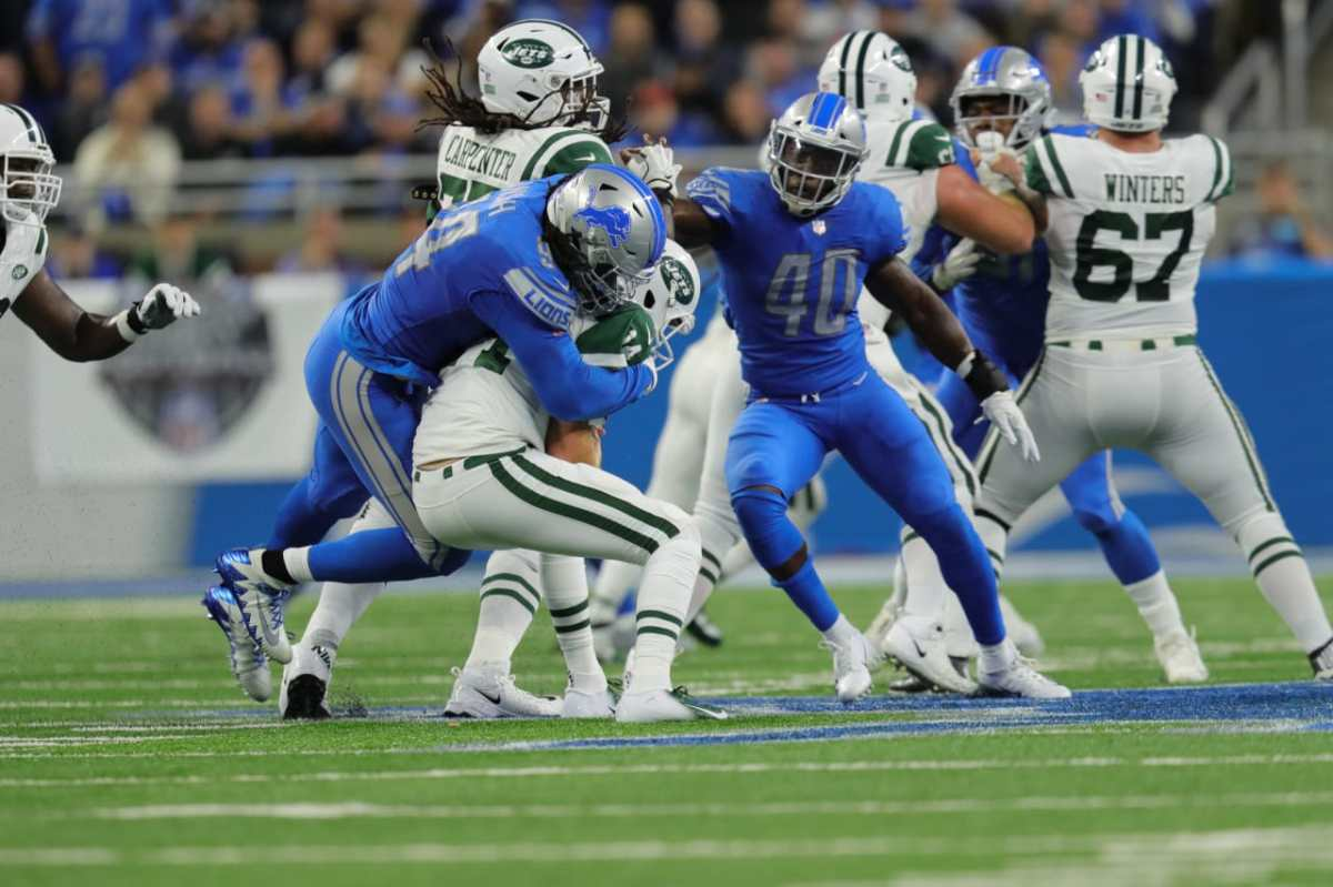 Five thoughts on the Lions embarrassing 48-17 loss to the N.Y. Jets