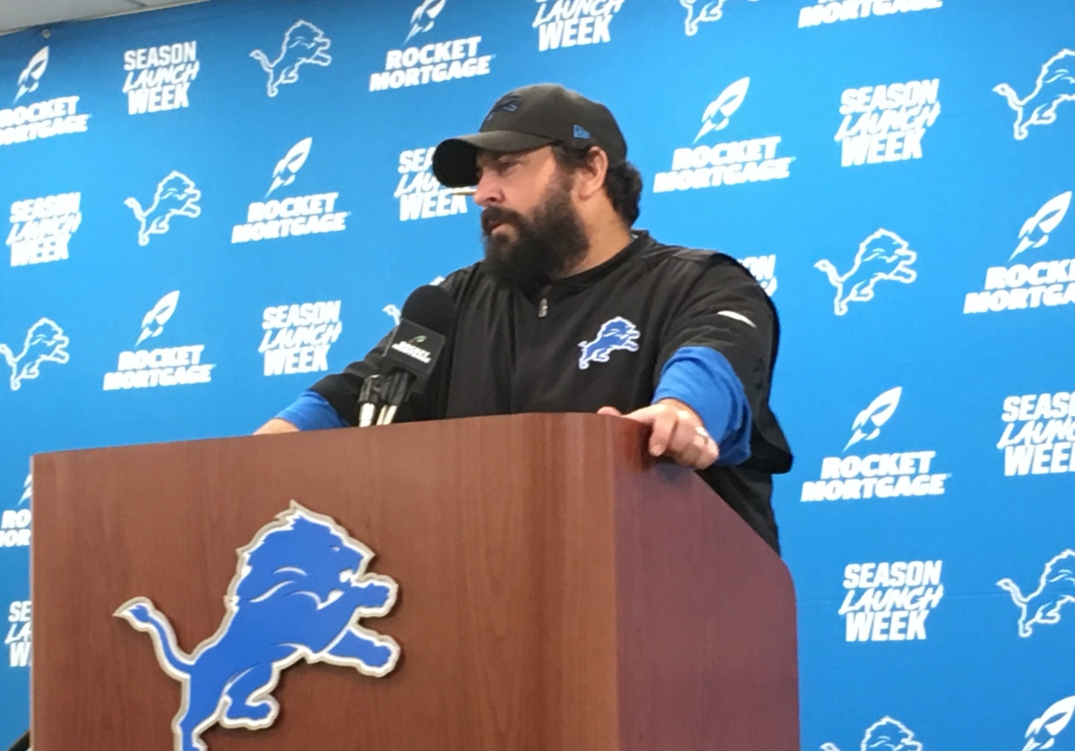 Lions, Matt Patricia had seven months to prepare for Jets; results inexcusable