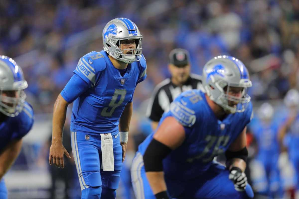 Lions Matt Patricia stresses hard work, execution on day after stunning loss