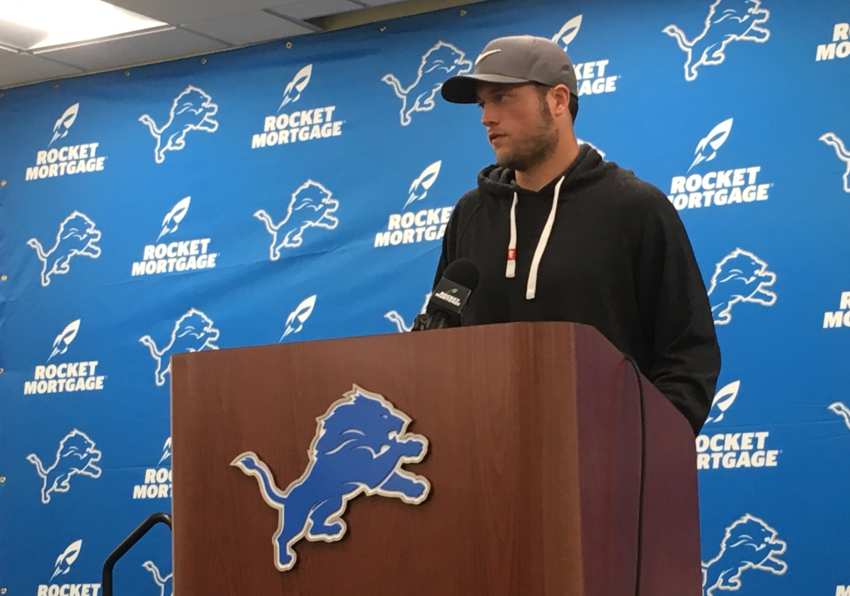 Lions Matthew Stafford, receivers look to get back their deep ballconnection