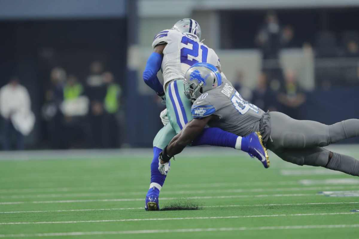 Five reasons the Detroit Lions lost             to the Dallas Cowboys