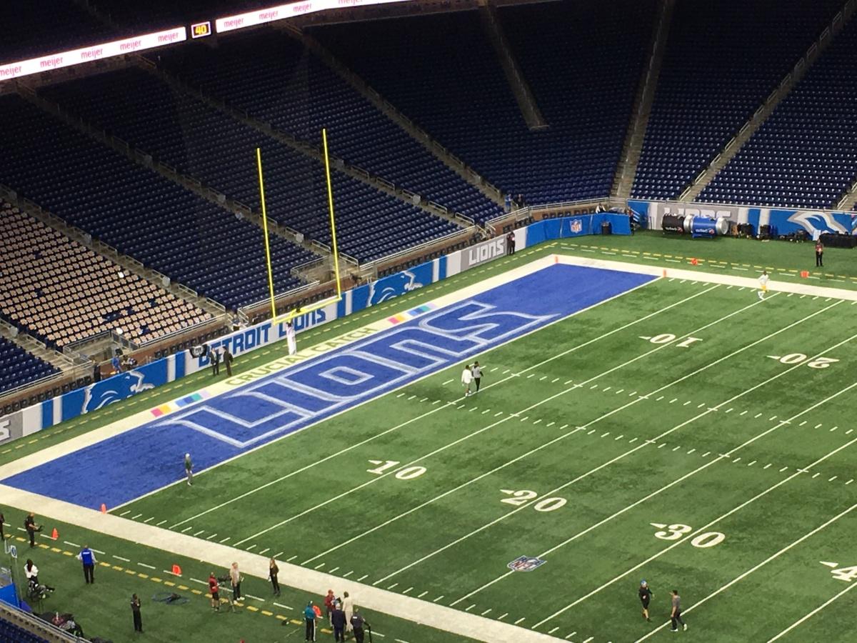 Detroit Lions: Diggs, Abdullah active; Ansah, Lang, Roberts out vs.Packers