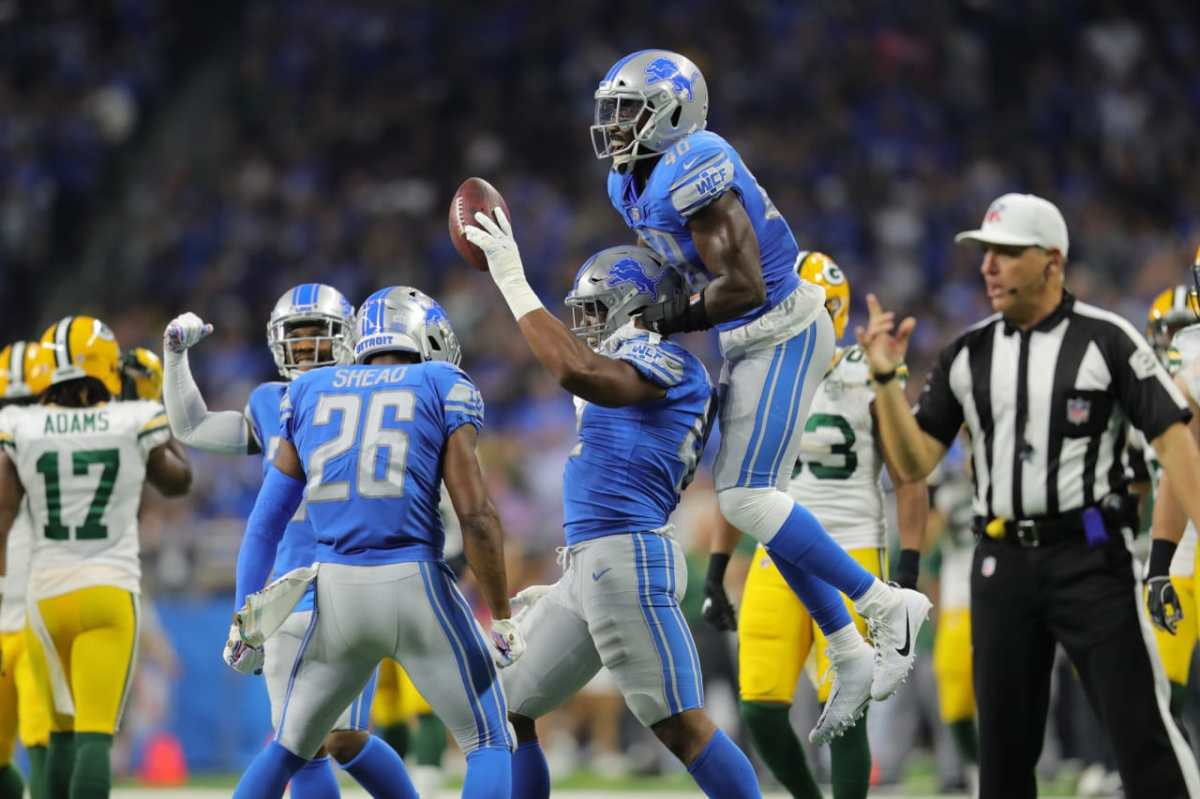 Five reasons the Lions beat the Packers