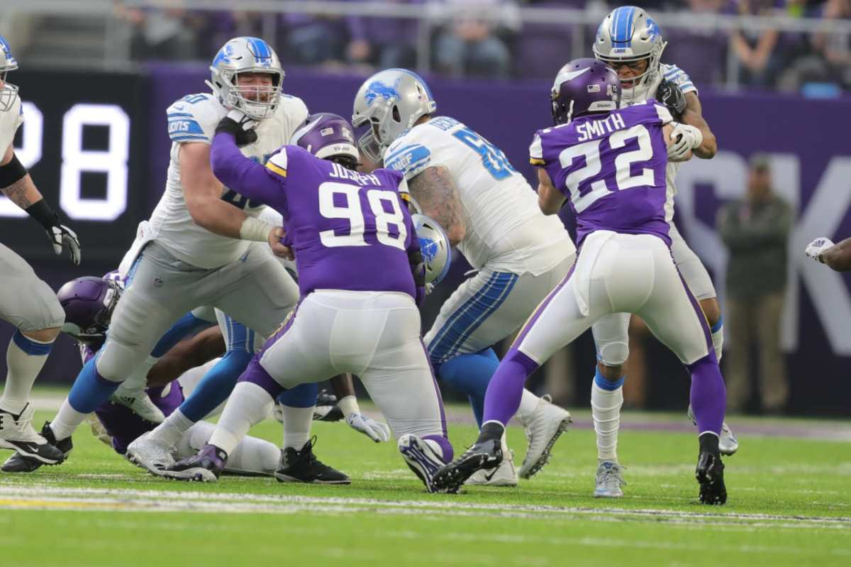 Five reasons the Lions lost to the Vikings
