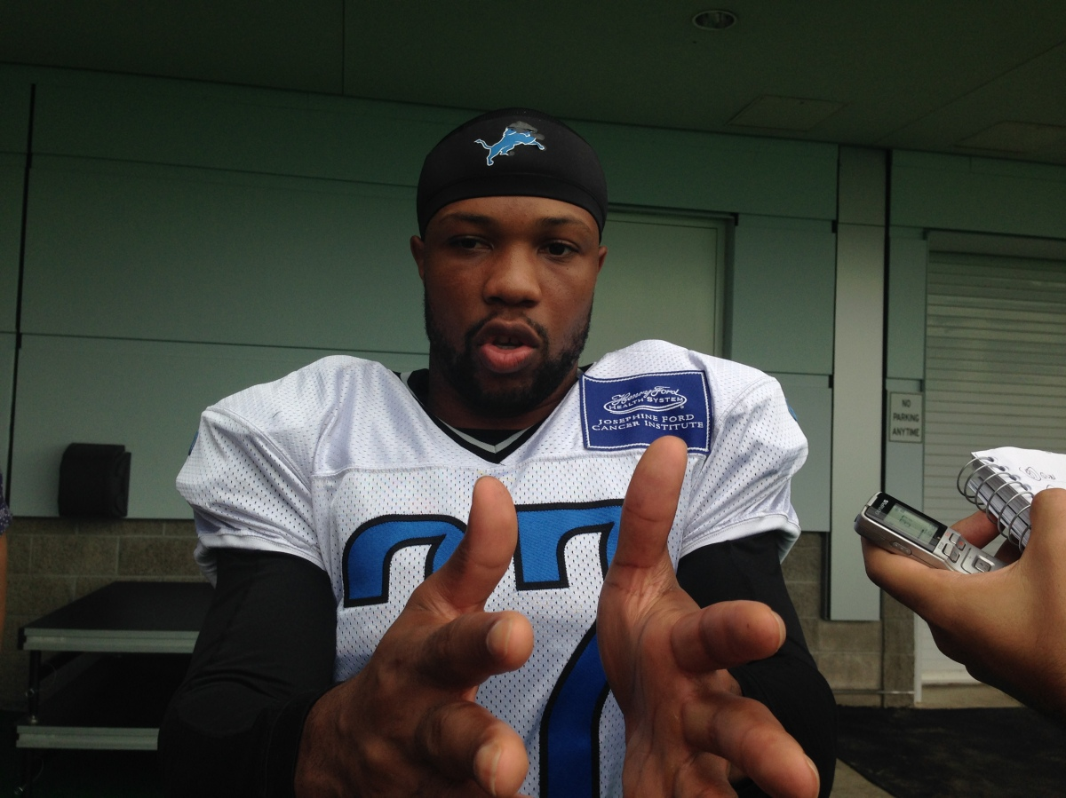 Lions Glover Quin says season notlost