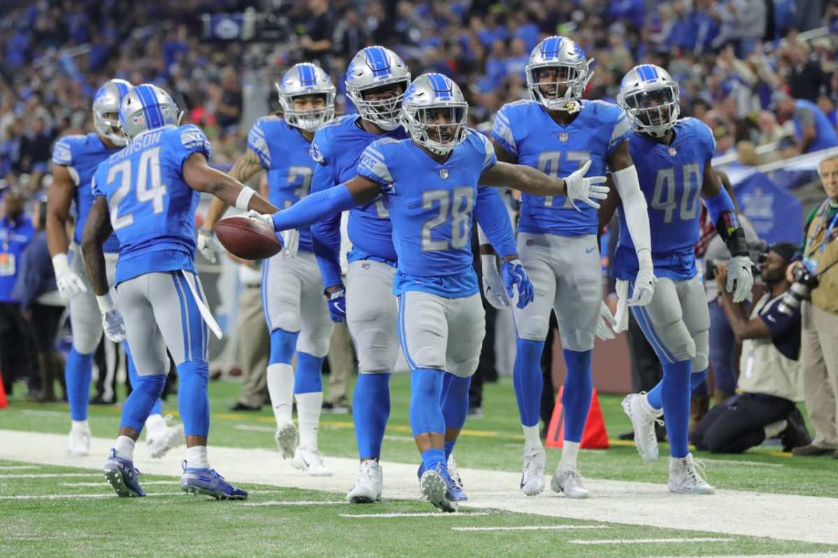 Detroit Lions lose to L.A. Rams:                Five things to know about loss