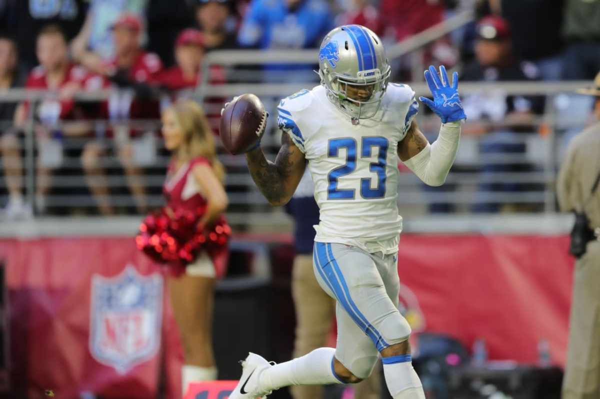 Lions' CB Darius Slay excited for second straight Pro Bowl trip