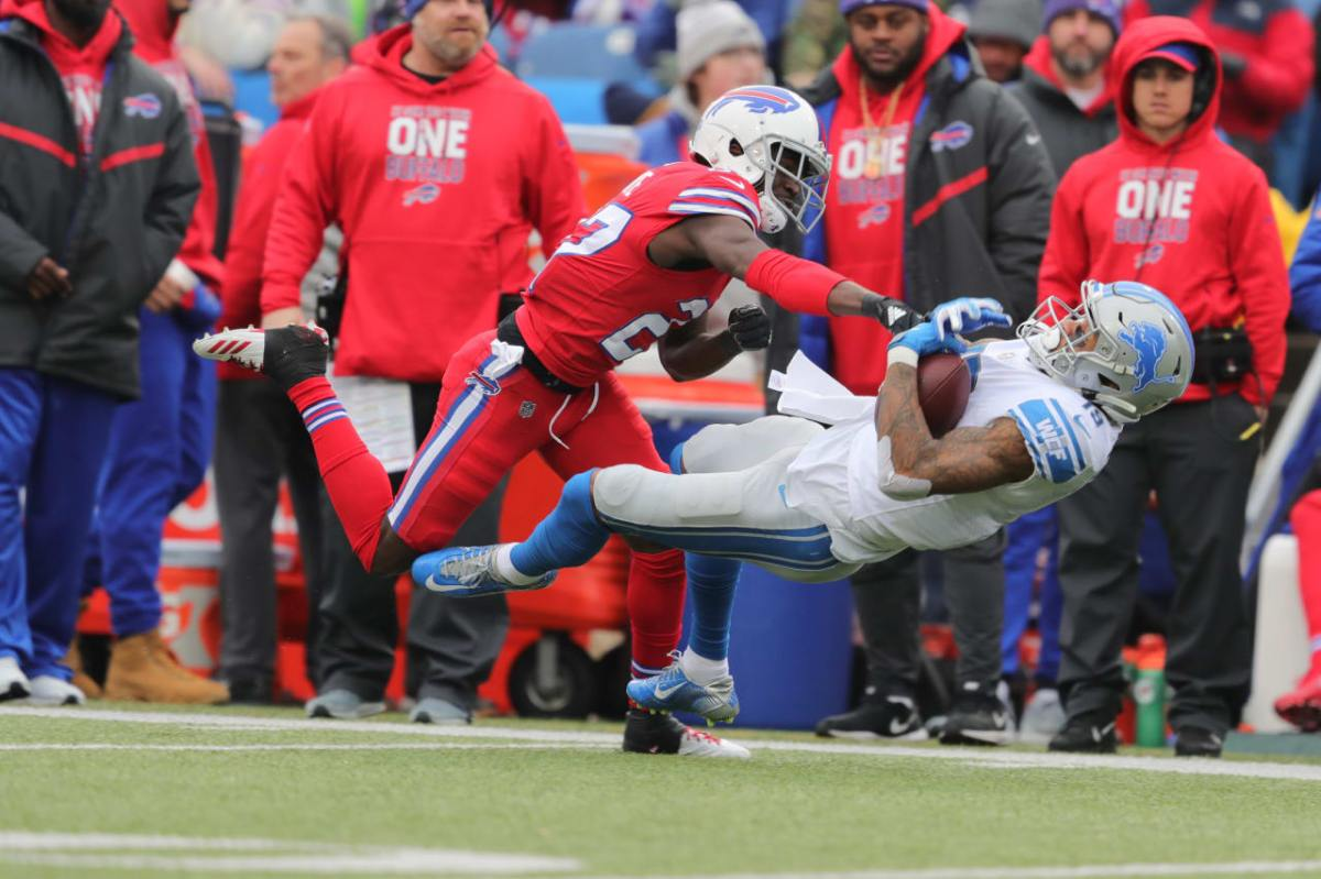 Five reasons Detroit Lions lost to Josh Allen and the Buffalo Bills