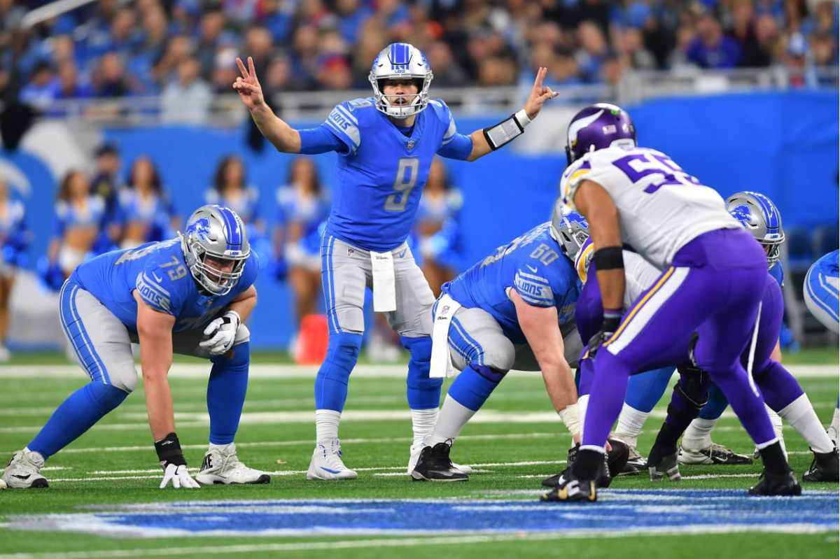 Five reasons the Lions lost, 27-9, to playoff-bound MinnesotaVikings