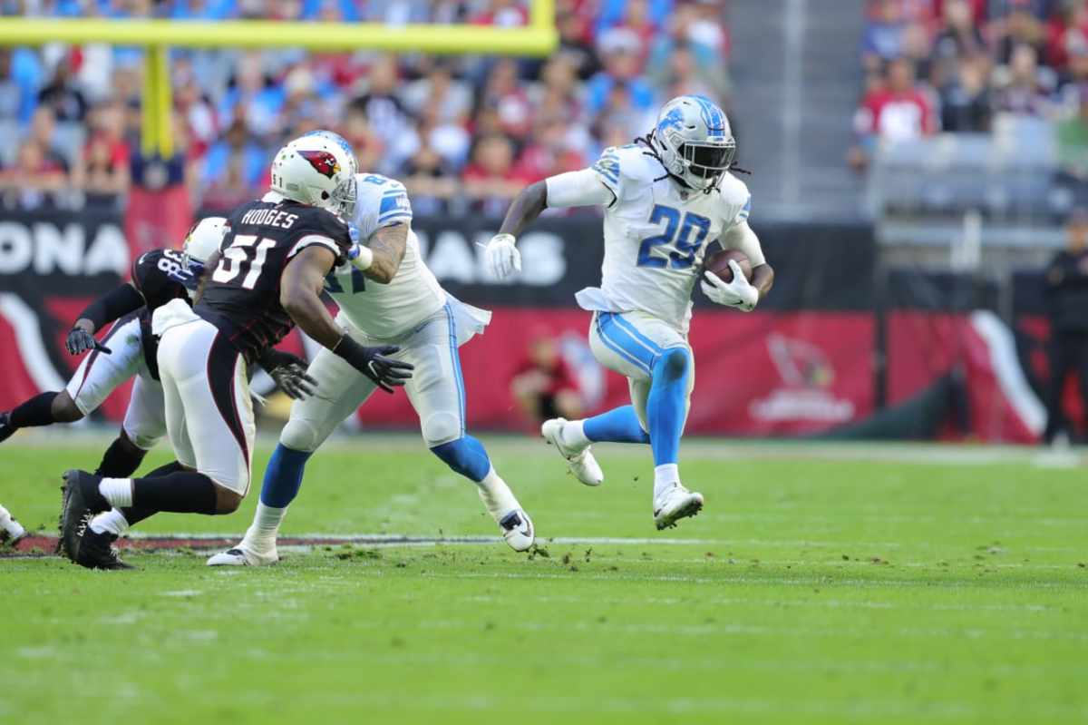 Five reasons Detroit Lions beat Arizona Cardinals, 17-3