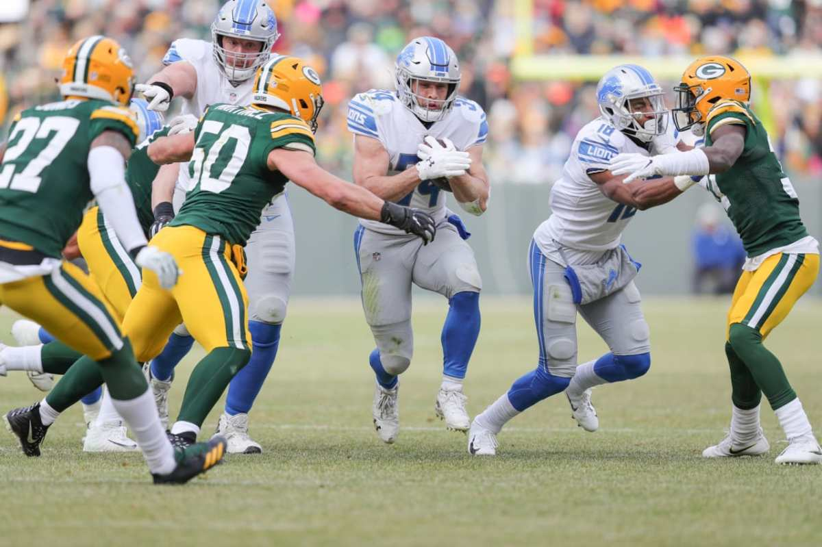 Five main reasons Detroit Lions shut out Green Bay Packers to end the season
