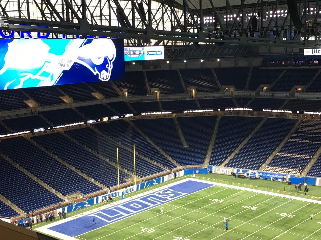 Detroit Lions release 2019schedule