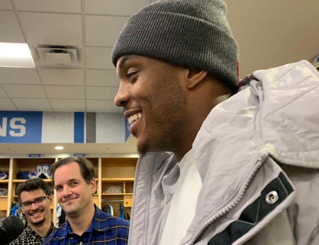 Lions LB Devon Kennard believes in Matt Patricia and the process, despite results