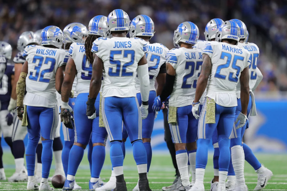 Lions' awful defense not all Patricia's fault, but it's up to him to fix it
