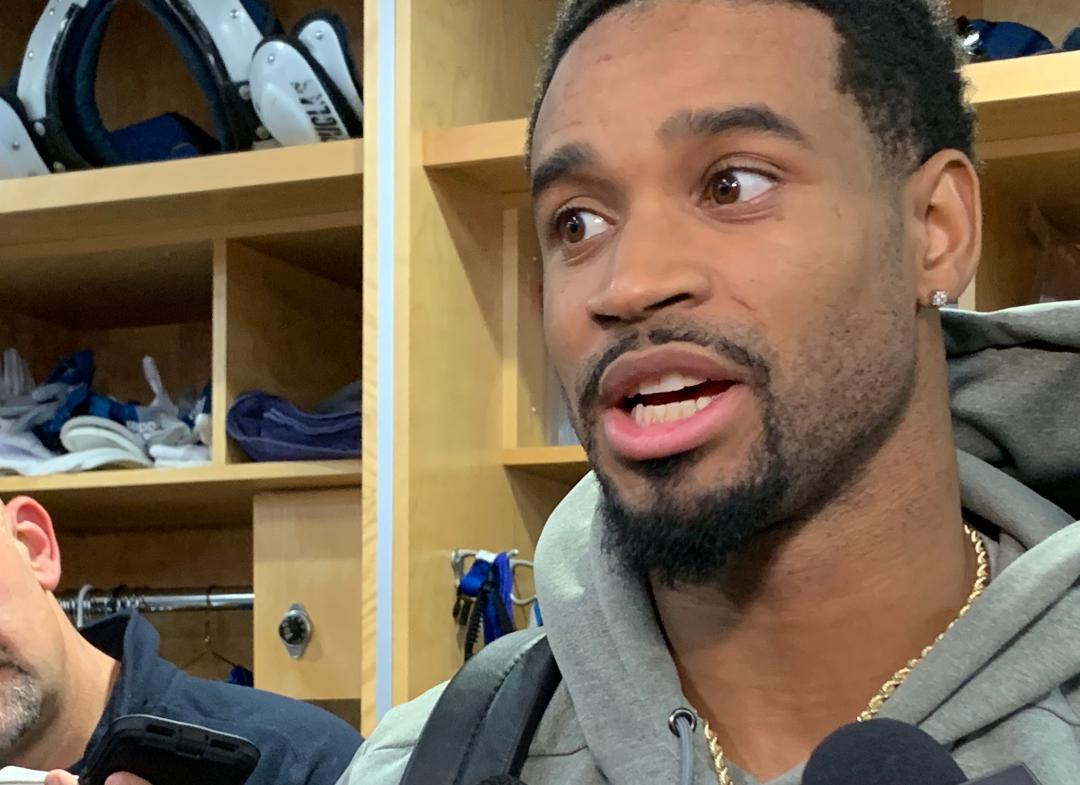 Lions Darius Slay on Pro Bowl, contract situation, Matt Patricia and more