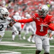 Cornerback Jeff Okudah (Ohio State)