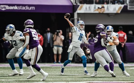 Five reasons Lions lost heartbreaker to Vikings,19-17